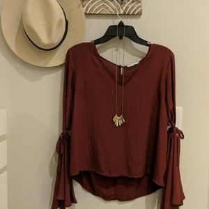 Anthropology Style Blouse
